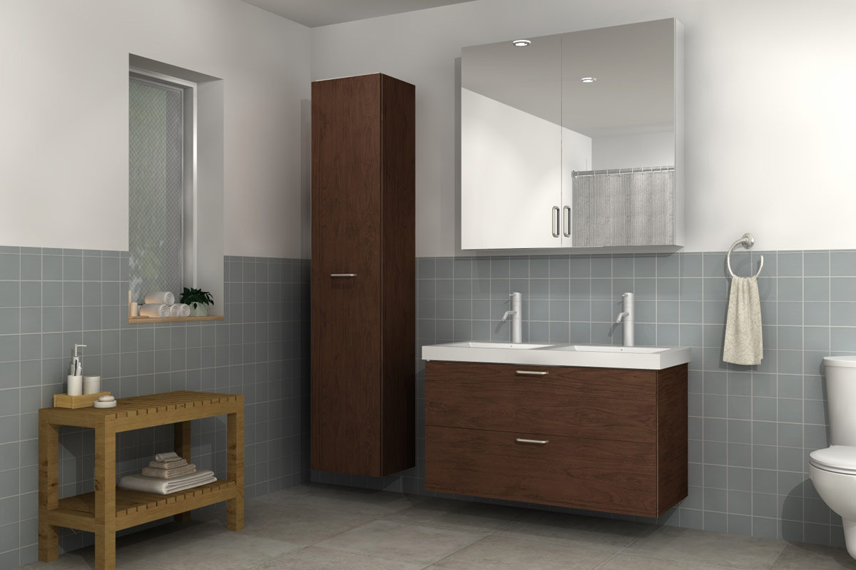 Ikea Godmorgon Hacks And Storage Solutions For The Master Bath