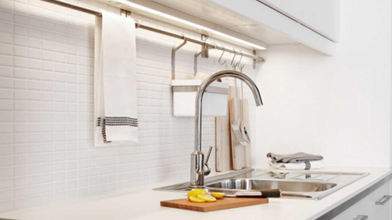 ikea kitchen cabinet lighting pt