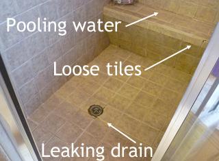 Inspired Remodeling  Tile  Bloomington Indiana  Surrounding areas  Peter Bales Bathroom