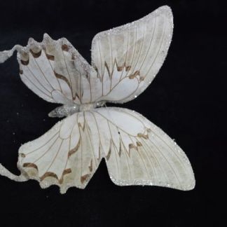 Paper butterfly clip