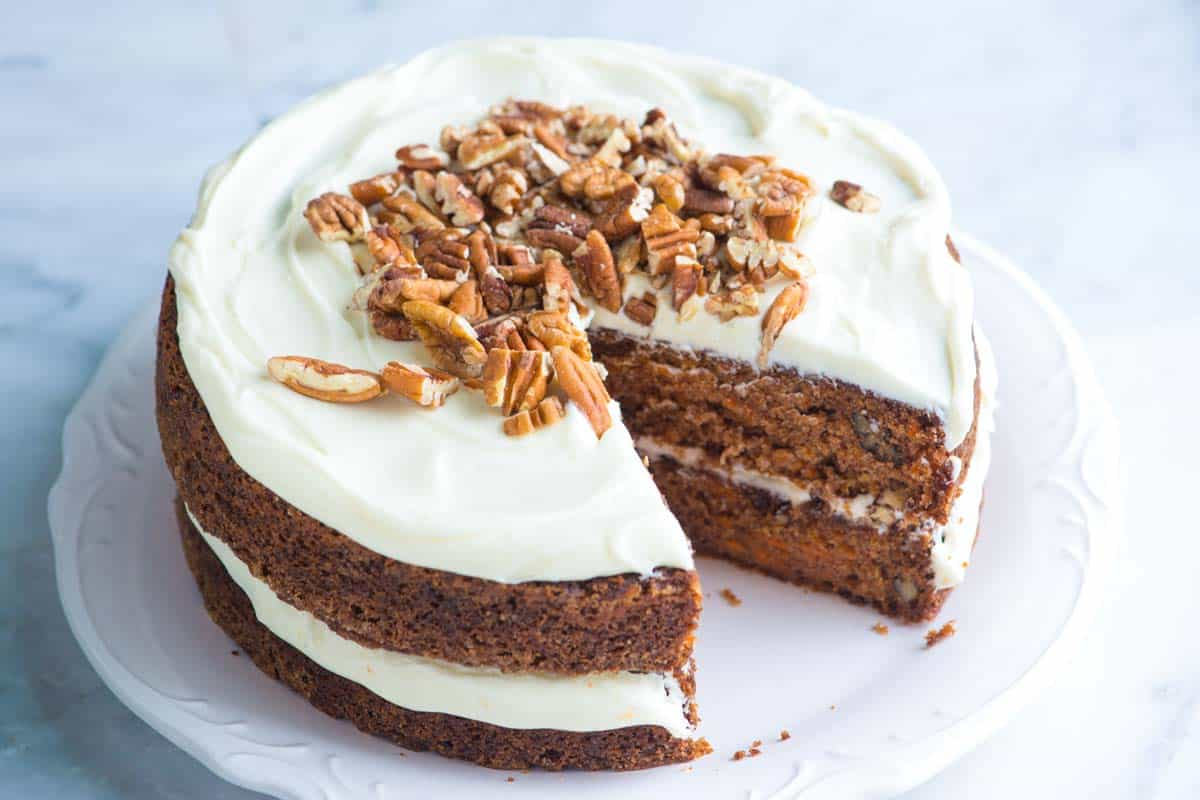 Our Favorite Moist And Easy Carrot Cake