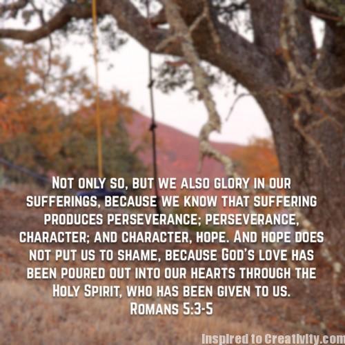 Rom 5:3-5