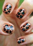 animal print manicure_2