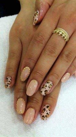 animal print manicure_4