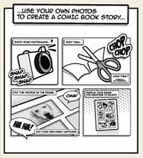Comic Strip Frame_2