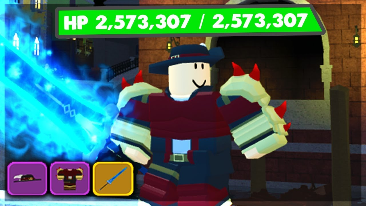 THE *BEST* 2.57 MILLION HEALTH TANK LOADOUT THE CANALS UPDATE | Dungeon Quest (ROBLOX) - Inspire Health and Fitness
