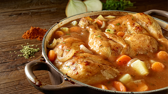 Traditional Irish Chicken Casserole