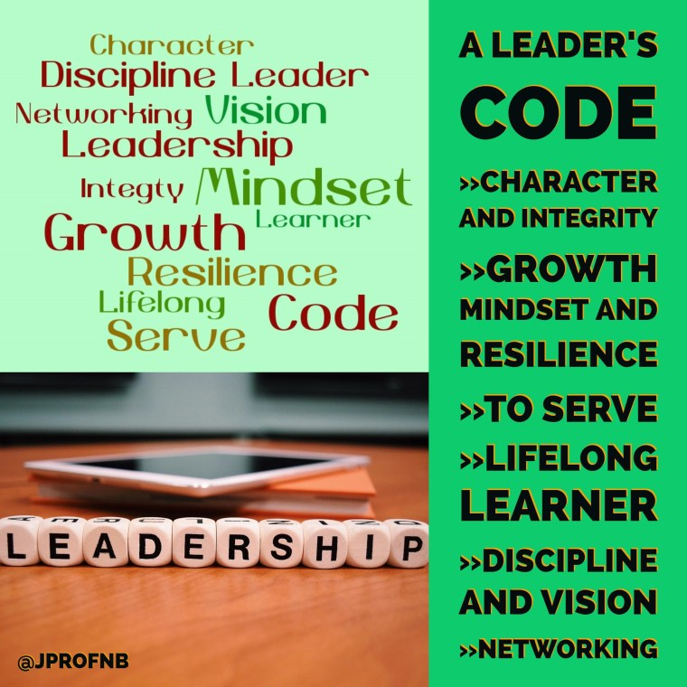 A Leader's Code