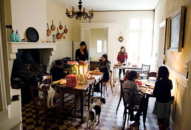 Moment Canadians Laid Eyes Mimi Thorisson Book Kitchen
