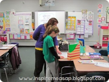 Student led conferences TRANSFORMED my teaching. Read this blog post to learn the benefits of implementing student-led conferences with your primary aged students! - by Inspire Me ASAP