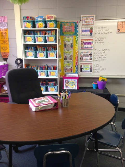 guided reading spot