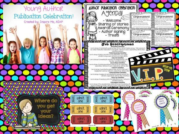 Author Publication Celebration