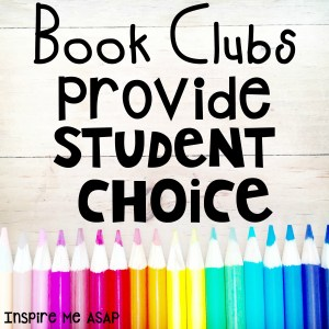 This blog posts explains the many benefits of implementing book clubs into your elementary classroom.