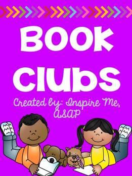 book clubs. Inspire Me ASAP
