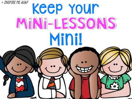 In this blog post, I write my top 6 tips for teaching effective mini-lessons for reading workshop in the primary classroom. Click here and read how to create successful reading workshop mini-lessons!
