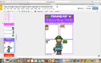 Looking for digital resources to use for Google Classroom? This blog post explains how to use ELA graphic organizers with digital devices and Google Classroom.