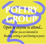 Poetry Group – Monday 20th October