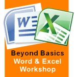 Beyond Basics improve your wordprocessing skills