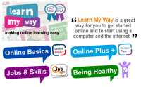 Break your technology fears using a Learn My way course