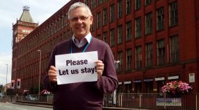 Inspire Middleton - Please let us stay - 17 Aug 2015