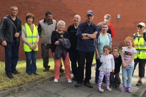 Come & join our 'Best Foot Forward' walking group
