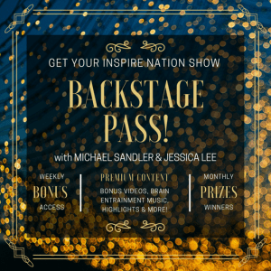 Inspire Nation Backstage Pass