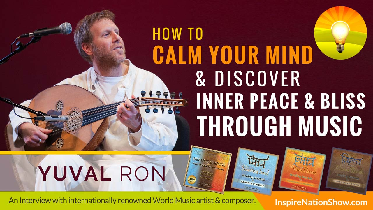 Listen to Michael Sandler's interview w/Yuval Ron at http://www.InspireNationShow.com