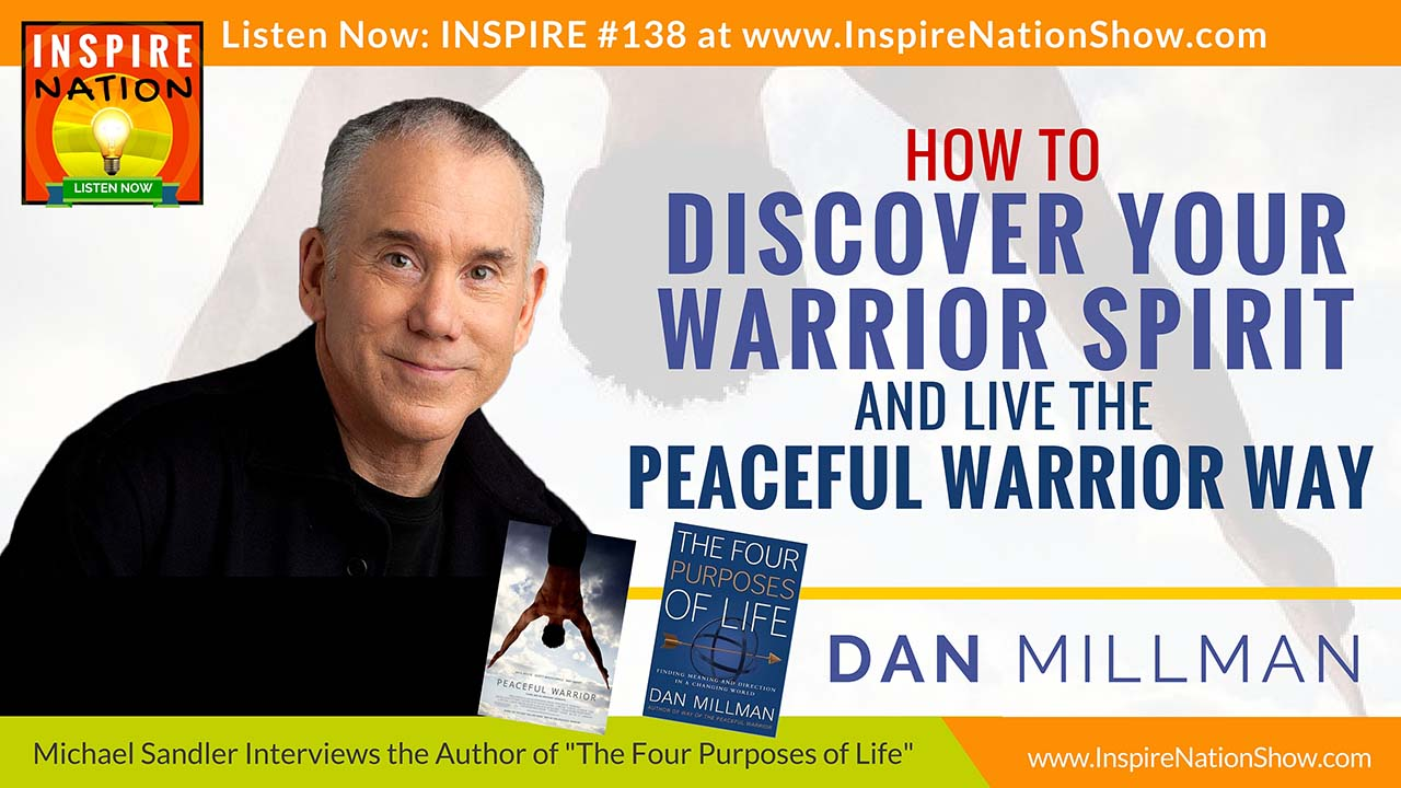 a review of the life changing book way of the peaceful warrior by dan millman Countless readers have been moved to laughter and tears-even moments of illumination-as they rediscover life' way of the peaceful warrior has become one of the most beloved spiritual sagas of our time a book that changes lives dan millman limited preview - 2006 way of the peaceful.