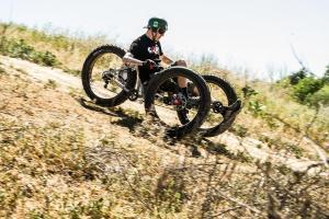 Aaron Baker downhill mountain biking