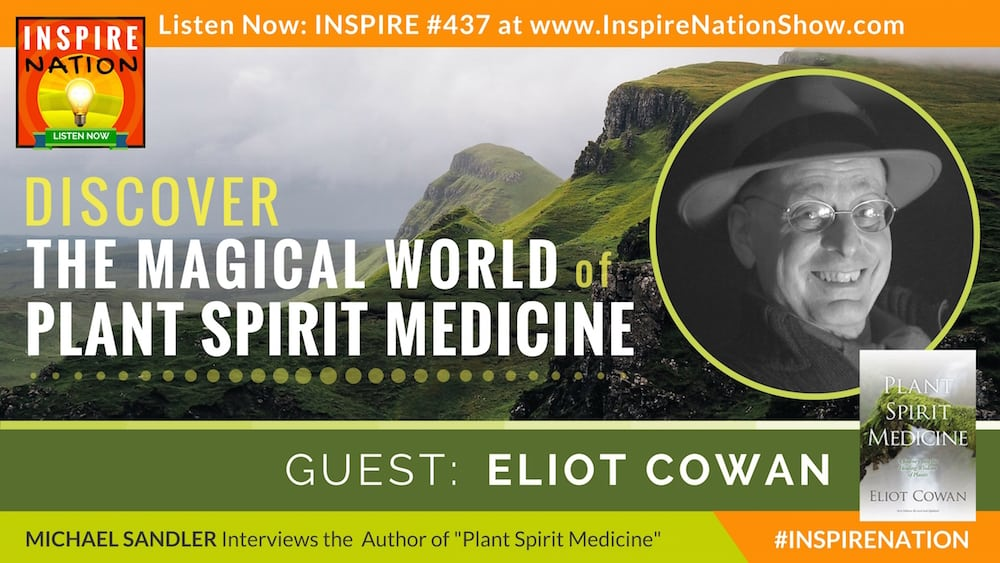 Michael interviews Eliot Cowan on Plant Spirit Medicine!