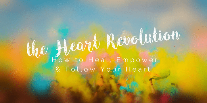 The Heart Revolution-how to heal empower and follow your heart-Razi Berry-naturalapath-naturopathic heart disease