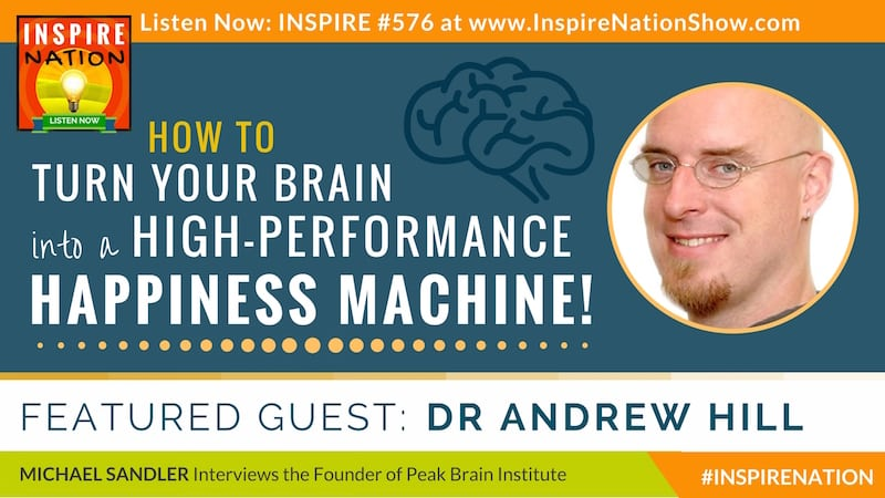 Michael Sandler interviews Dr Andrew Hill on ecstatic experiences and trances and how to use mindfulness meditation to reach peak brain performance and an ecstatic state.