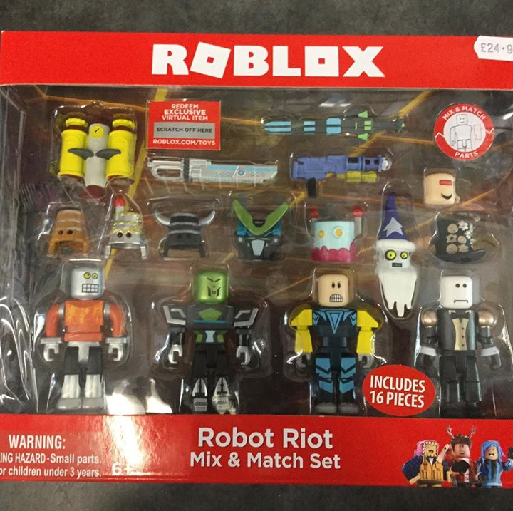 Weve Got Some Brand New Roblox Toys In Stock Today Is - roblox toy com