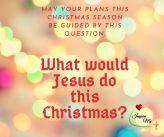 WWJD this Christmas