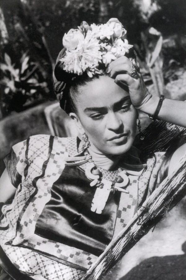 Frida Kahlo Strange