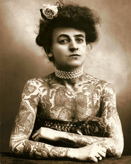 Maud_Wagner_The_United_States_First_Known_Female_Tattoo_Artist