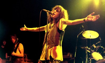 Patti Smith Group Live at the Capitol Theater