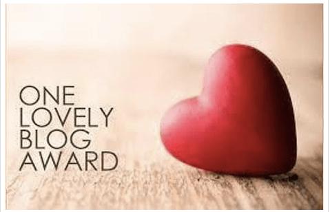 OneLovelyBlogAward