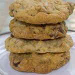 Chocolate chip cookie , double tree hilton style
