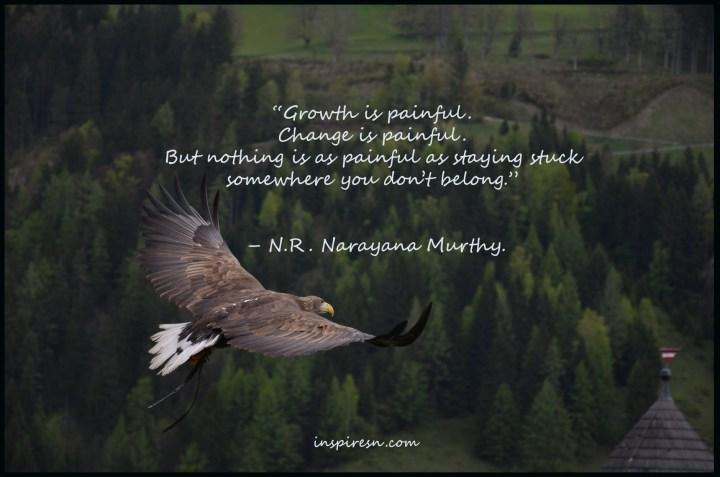 Inspiring Quote on Change