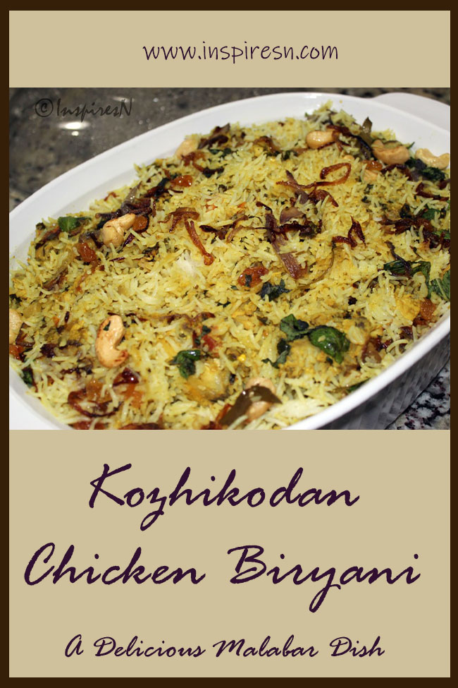 kozhikodanChickenBiryani