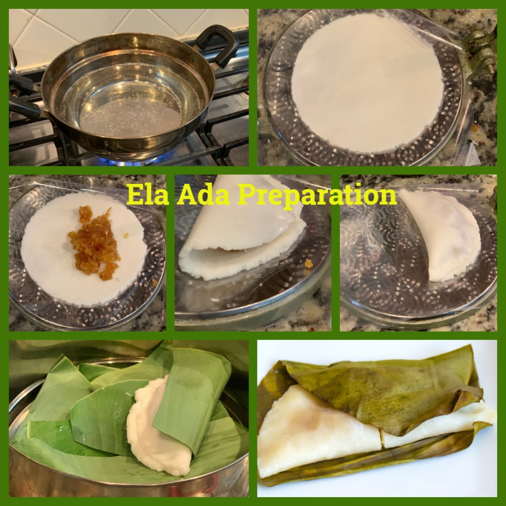 Ela Ada Preparation Steps