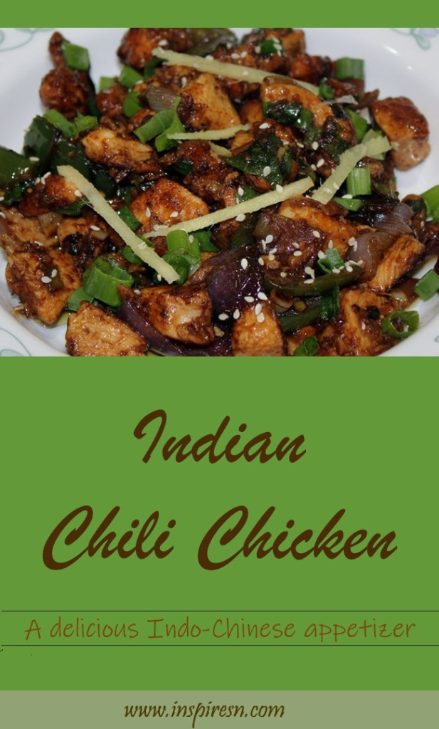 Indian Chili Chicken