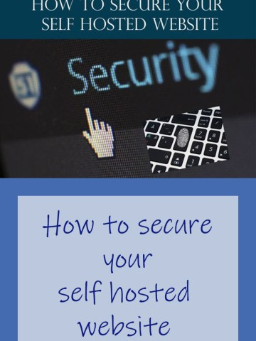 Secure Website and Self hosted server