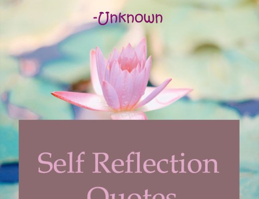 Quotes on Self Reflection