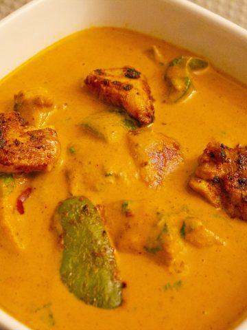 Chicken Tikka Masala Gravy Recipe