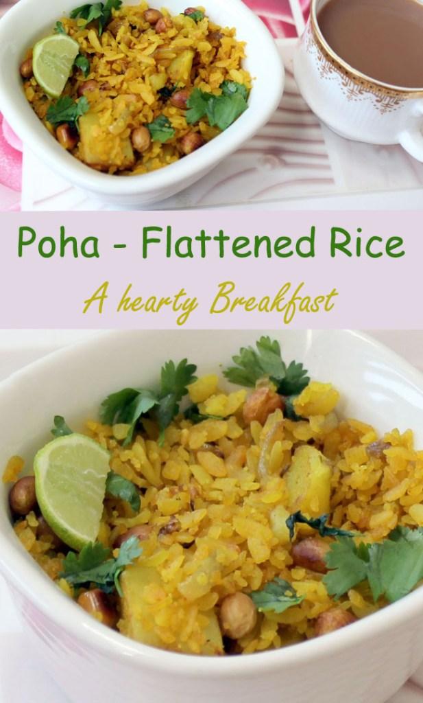Poha Flattened Rice