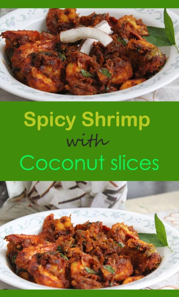 spicy coconut shrimp recipe