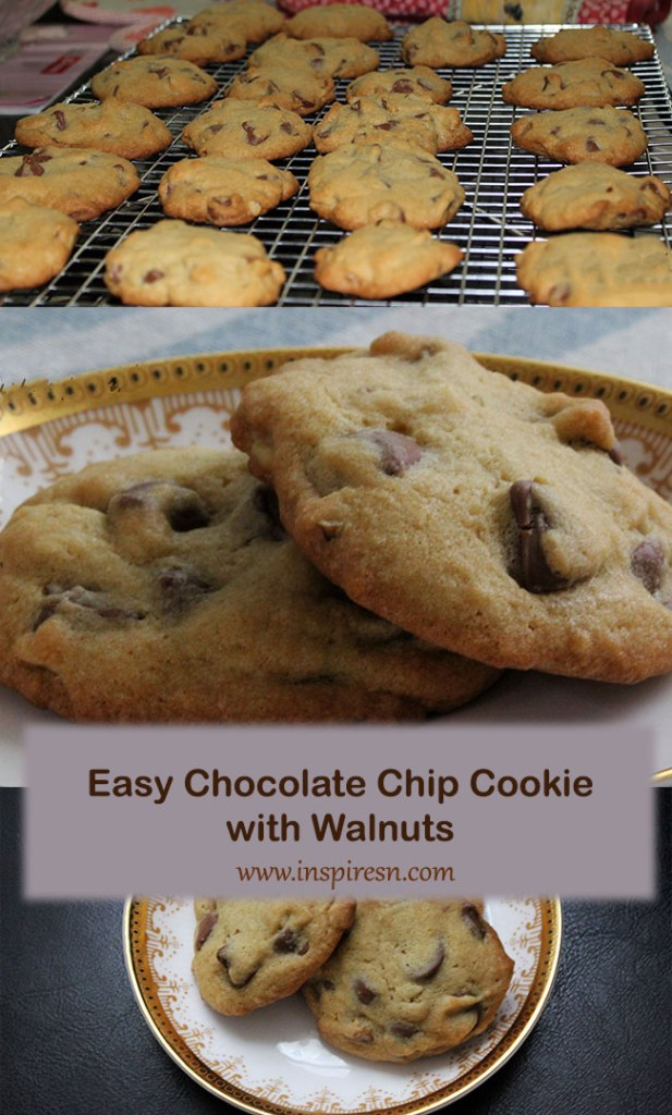 Easy Chocolate chip cookie