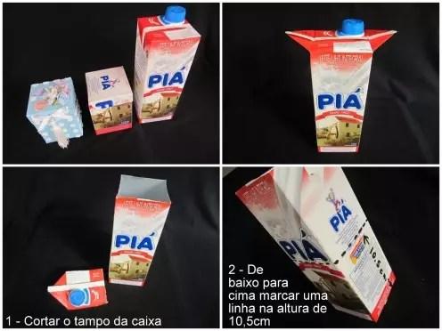Jaluza Scrap PAP Caixinha da Caixa de Leite..